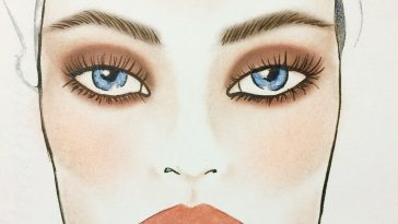 The Most Beautiful Makeup For Blue Eyes | Huffpost Life intended for Best Makeup Colors For Blue Eyes