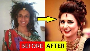 Top 10 Famous Indian Tv Actresses Without Makeup Look Will Shock You regarding Bollywood Actresses Before And After Makeup