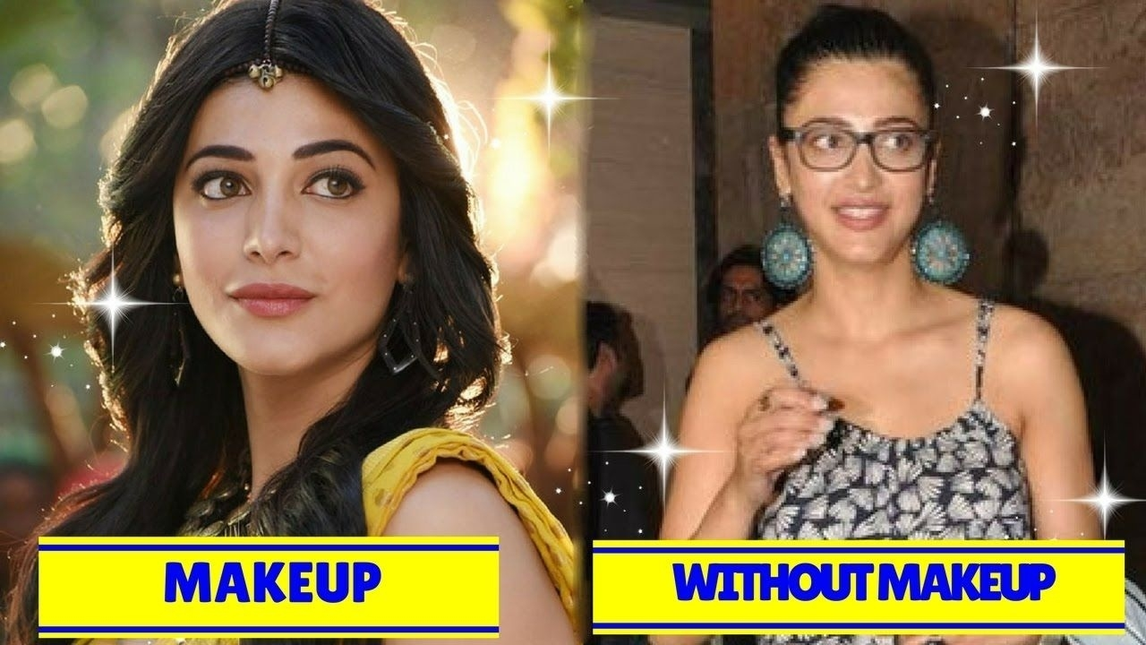 South Indian Celebrities Without Makeup Before And After Wavy Haircut