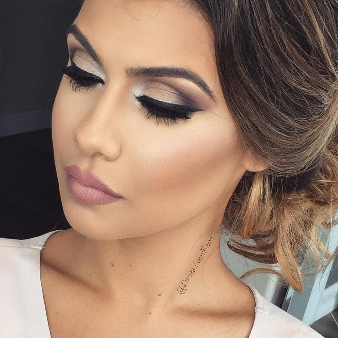 Wedding Makeup For Bride Best Photos   Hair & Beauty That I Love intended for Best Makeup For Wedding Photos