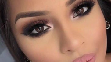 Wedding Makeup For Brown Eyes 15 Best Photos - Page 5 Of 12 | Makeup for Makeup Ideas For Brown Eyes And Brown Hair