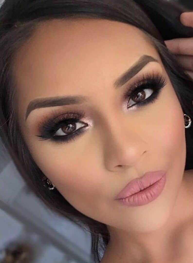 wedding makeup looks hazel eyes | saubhaya makeup