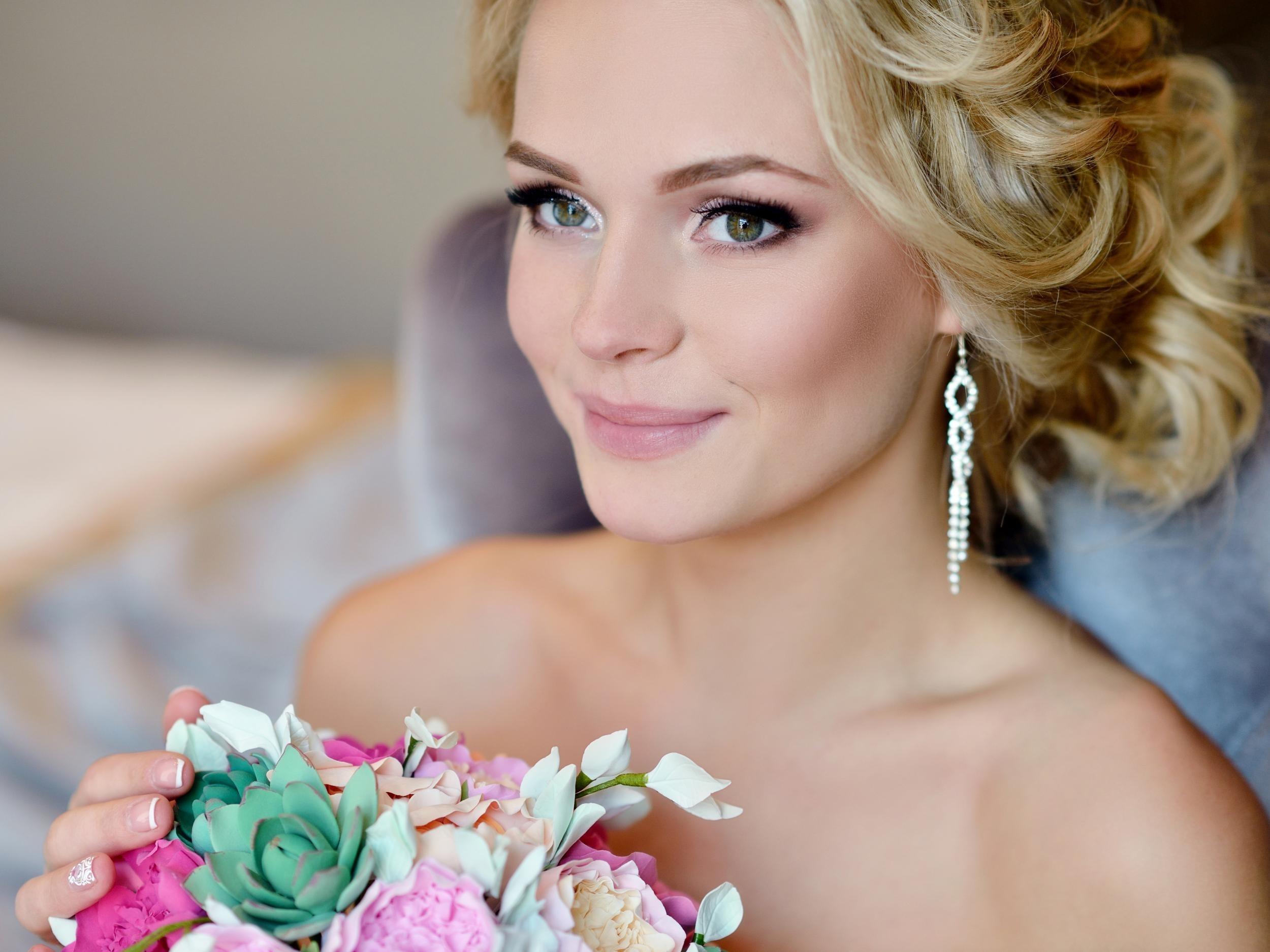 best makeup for wedding photos uk – wavy haircut