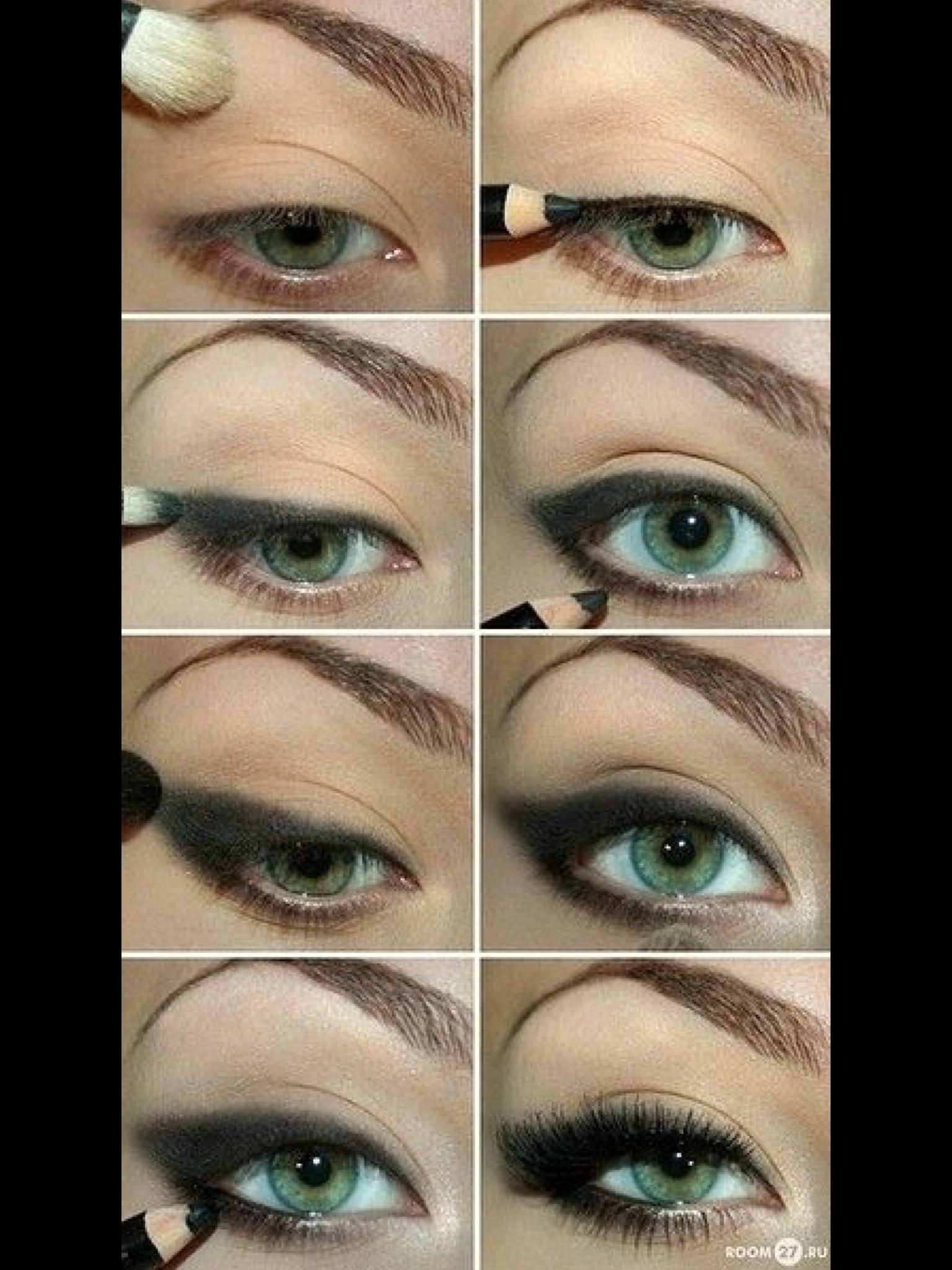 how to do emo makeup for hazel eyes | saubhaya makeup