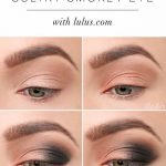 35 Wedding Makeup For Blue Eyes - The Goddess with Eyeshadow Colors Blue Eyes Brown Hair