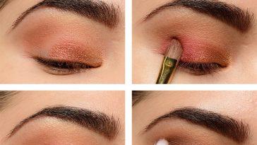 How To Apply Eyeshadow: Smokey Eye Makeup Tutorial For Beginners within Applying Smokey Eye Makeup Step By Step