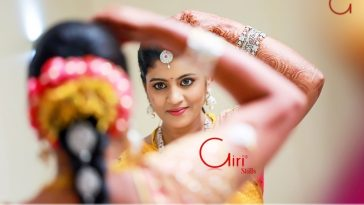 How To Apply Makeup For Wedding Photography – Wavy Haircut with Makeup Tips For Wedding Photography