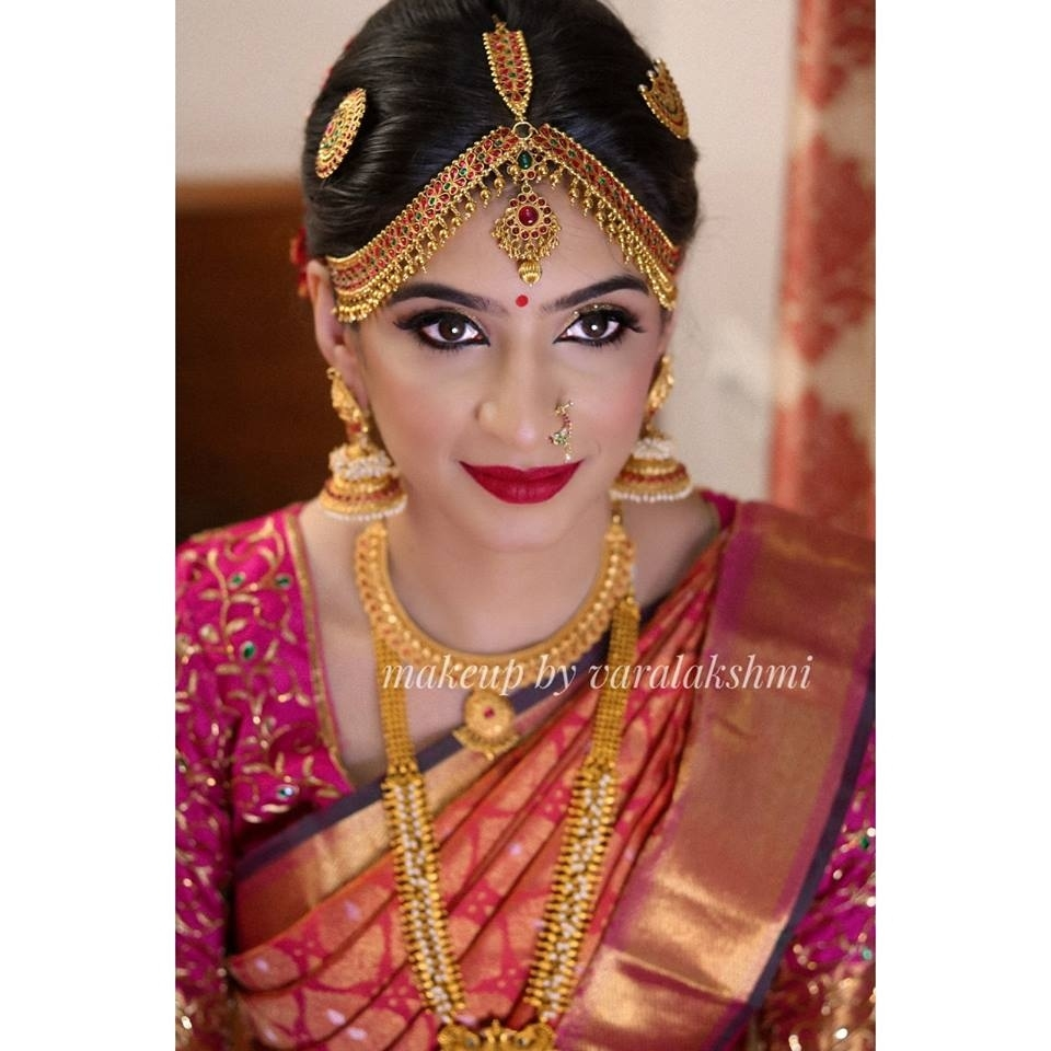 Indian Bridal Makeup | Bridal Eye Makeup | Photo Gallery intended for Indian Bridal Makeup Pictures Gallery