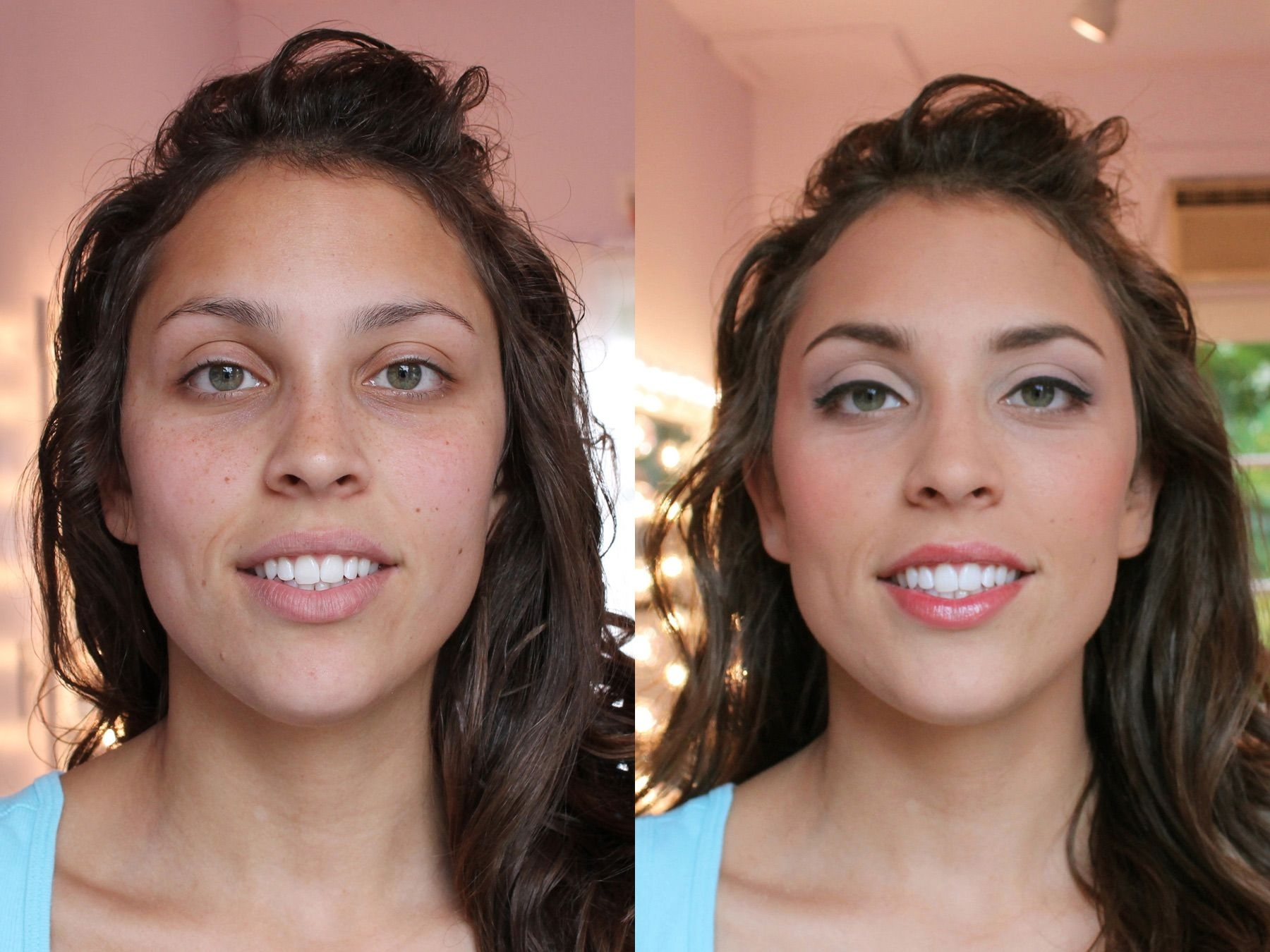 Makeup Before And After    Airbrush Hair Design Portfolio Before intended for Airbrush Makeup Pictures Before And After