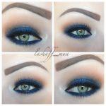 Makeup For Blue Dress Green Eyes | Saubhaya Makeup throughout Makeup Blue Eyes Green Dress