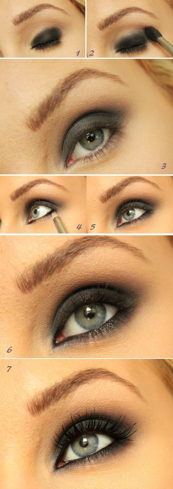 Makeup Tutorial For Big Green Eyes | Saubhaya Makeup inside How To Do Makeup For Big Green Eyes
