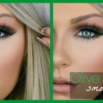 Olive Green Smokey Eye | Makeup Tutorial - Youtube for Makeup Tutorials For Green Eyes Youtube