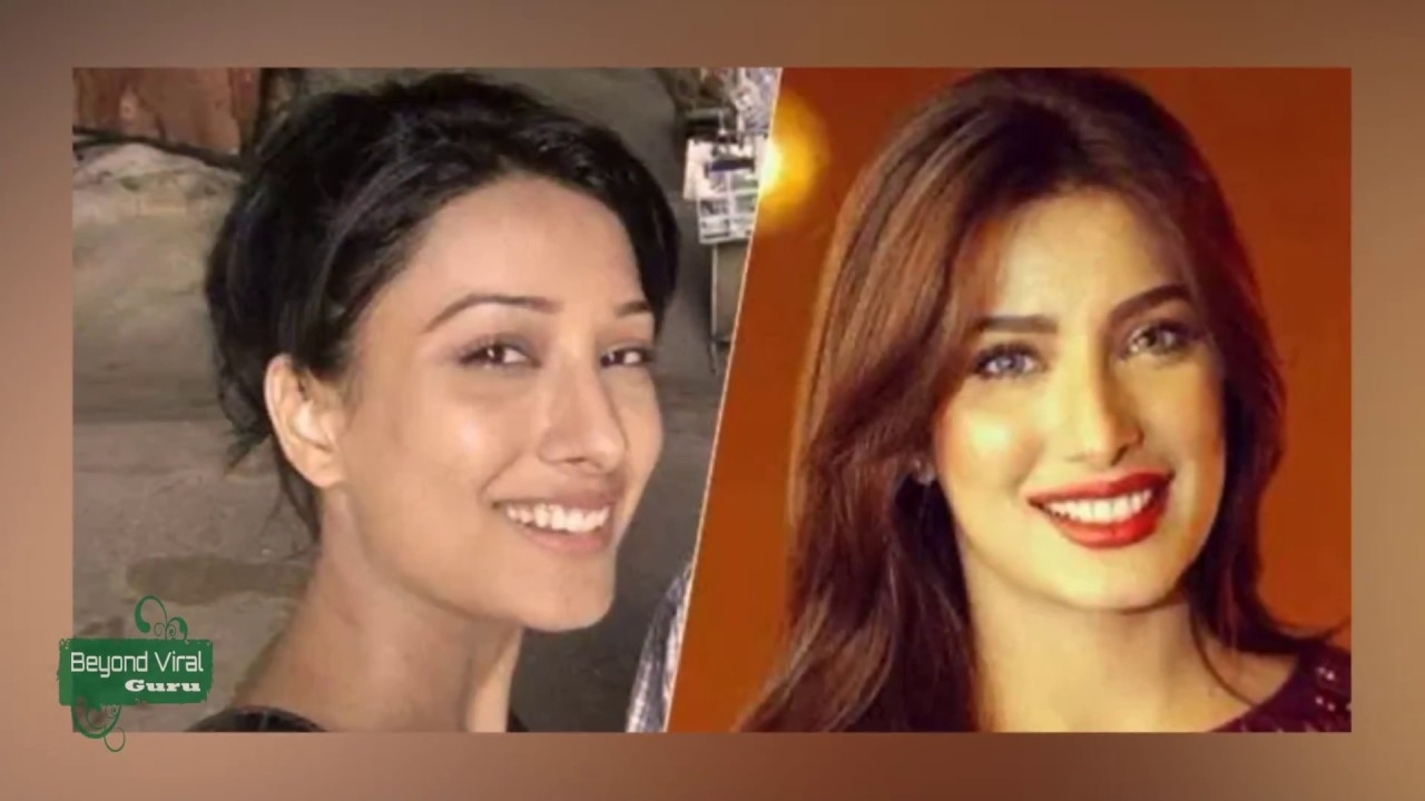Pakistani Celebrities Without Makeup Before And After - Youtube throughout Pakistani Celebrities Without Makeup Before And After