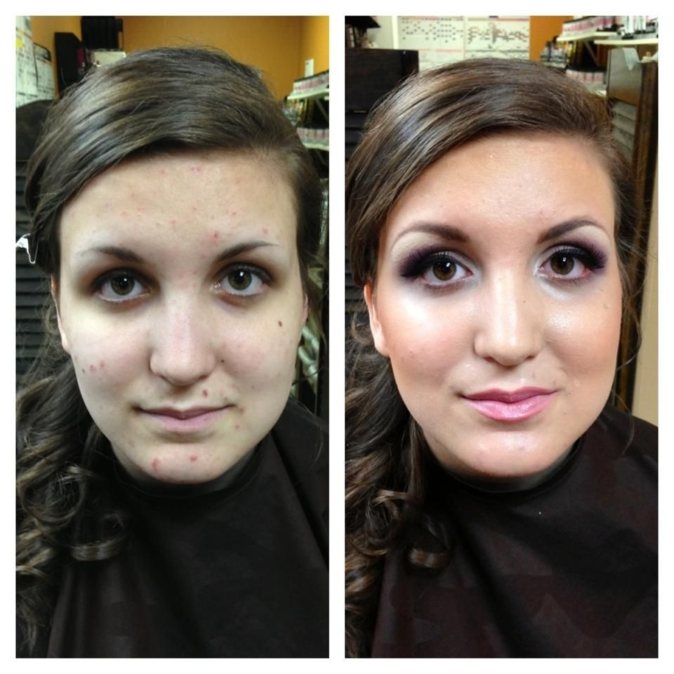 Pin By Dinair Airbrush Makeup On Dinair Before & After   Best inside Airbrush Makeup Pictures Before And After