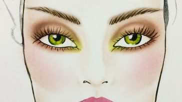 The Most Gorgeous Makeup For Green Eyes | Huffpost Life inside Best Color Makeup For Green Eyes