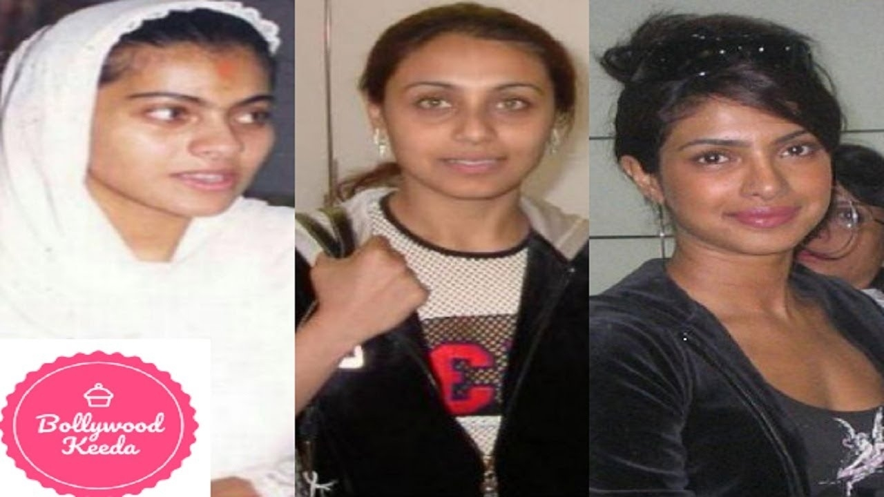 Top 20 Bollywood Actress With & Without Makeup Before And After regarding Bollywood Actresses Without Makeup Photos 2011