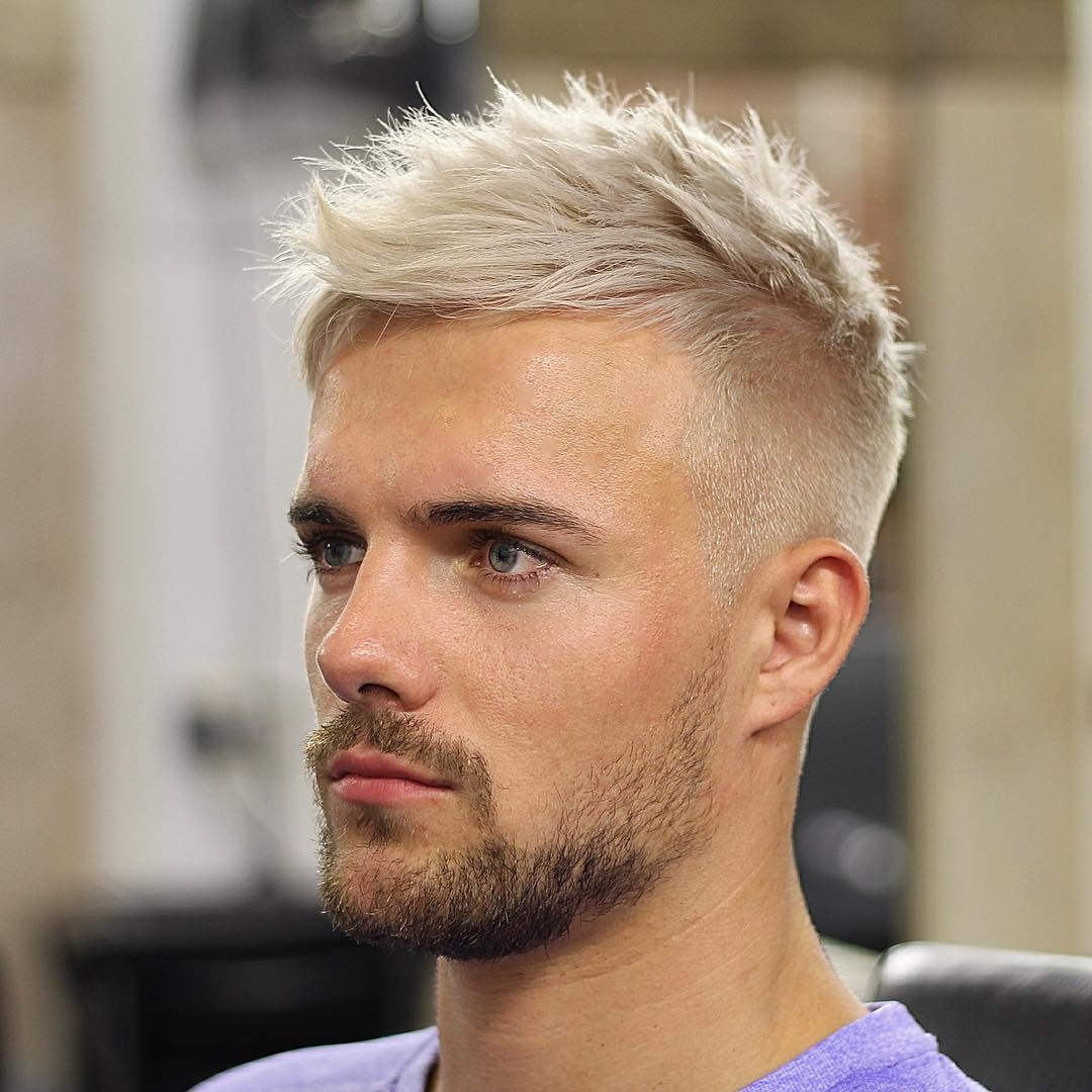 10 Best Hairstyles For Balding Men inside Haircuts For Hair Loss