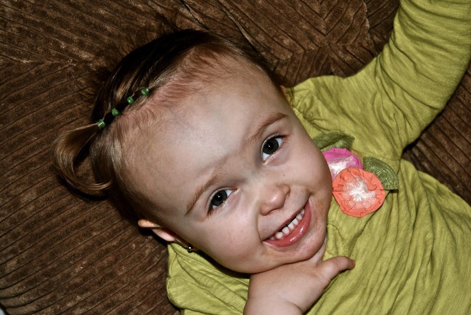 15 month old girl haircut - wavy haircut