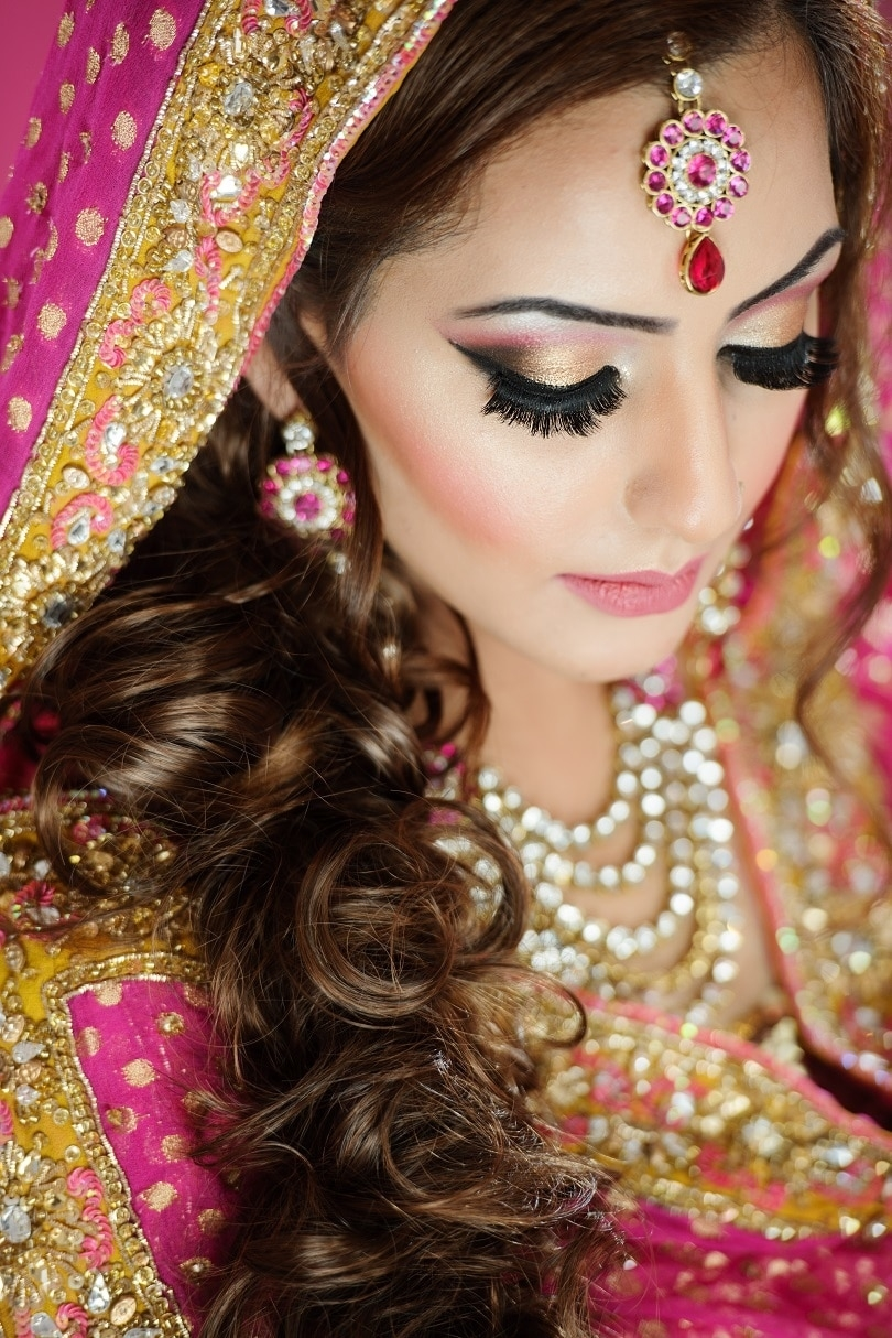 20 Most Fantastic Tips For Indian Bridal Makeup intended for Indian Engagement Makeup Pics
