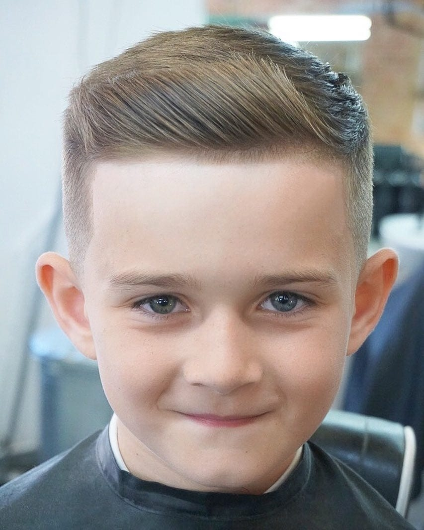 40+ Excellent School Haircuts For Boys + Styling Tips intended for Indian Childrens Hairstyles For School