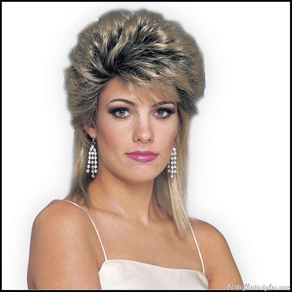 80S Hairstyles For Short Hair - All Hairstyle | Retro 80's in Hairstyles For Short Hair In The 80S