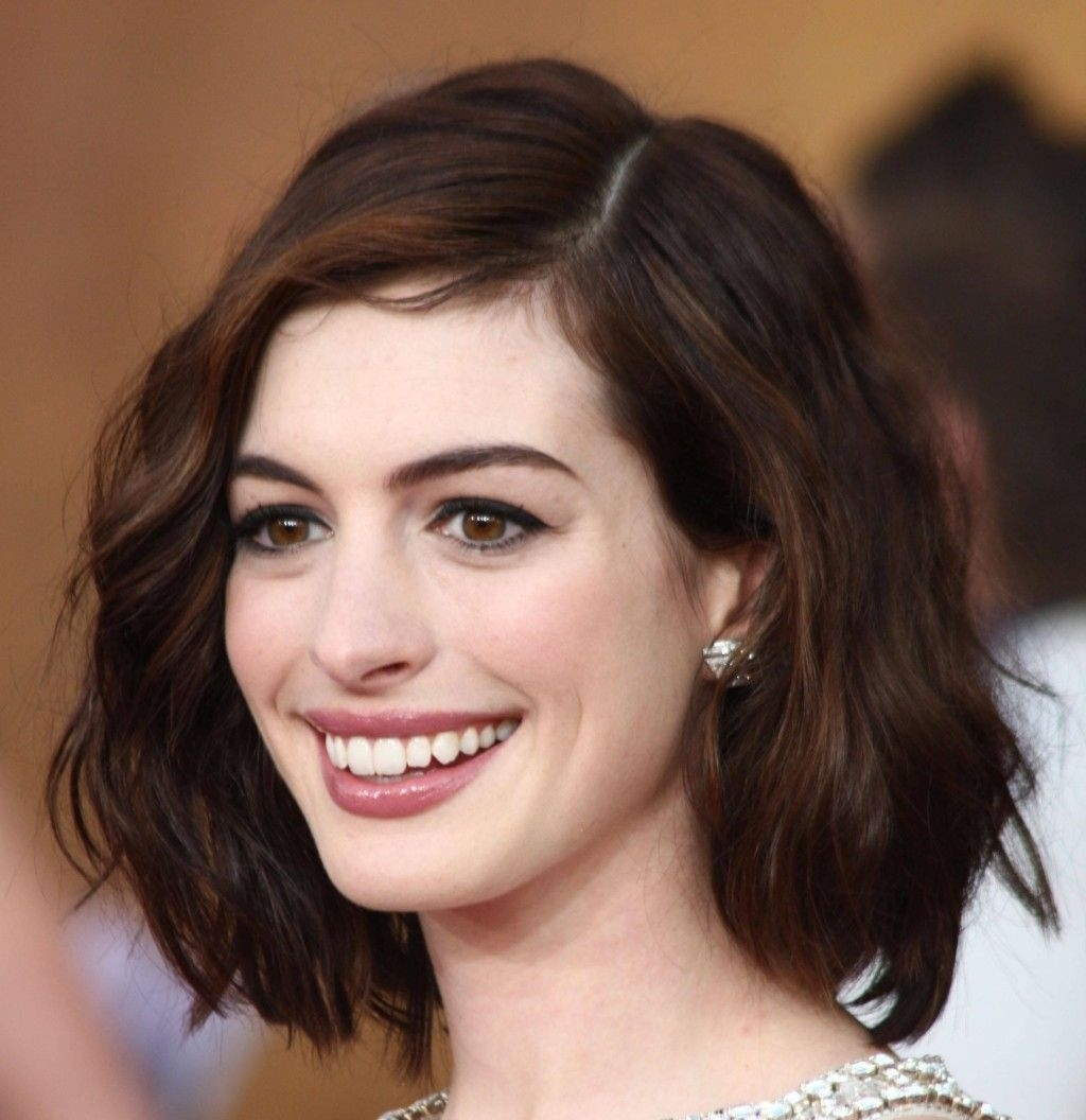 Above The Shoulder Haircuts For Women - Google Search   Locks Of pertaining to Over The Shoulder Hairdo