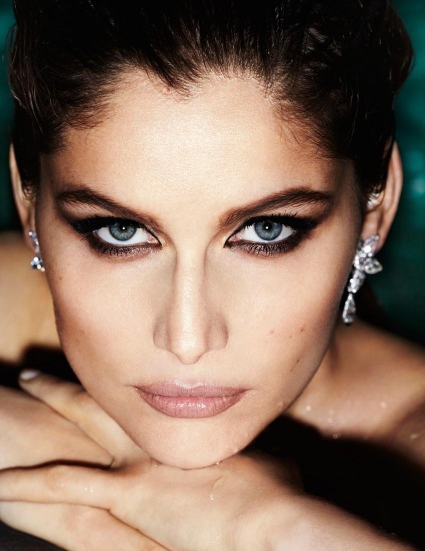 Best Eye Makeup For Blue Eyes And Black Hair | Saubhaya Makeup inside Best Eyeshadow Colors For Blue Eyes And Black Hair