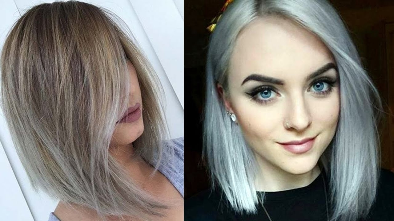 Hottest Haircut Trends Of 2018 | Women's New Hairstyles Trends - Youtube inside New Haircut 2018 Girl
