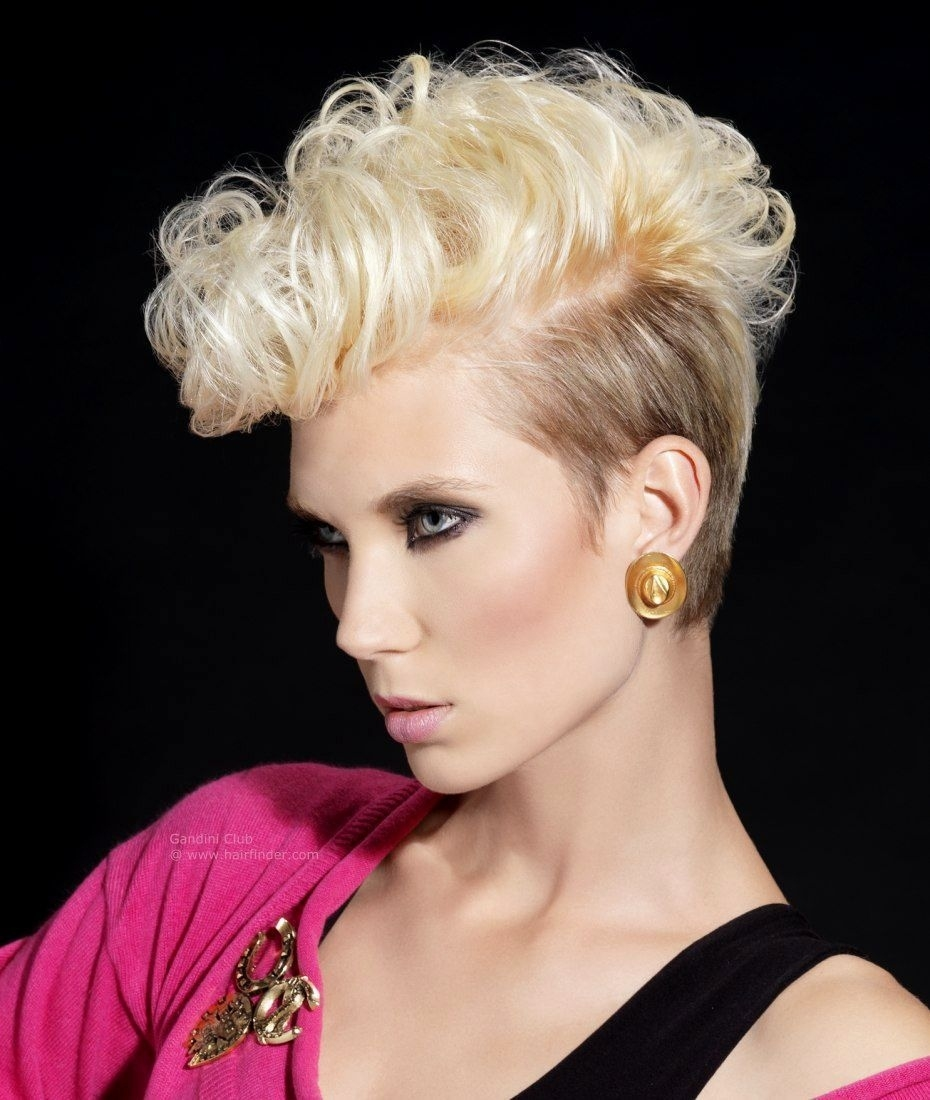 How To Do 80's Hairstyles For Short Hair   Laura's 80's Theme   80S regarding 80S Short Hair Styles