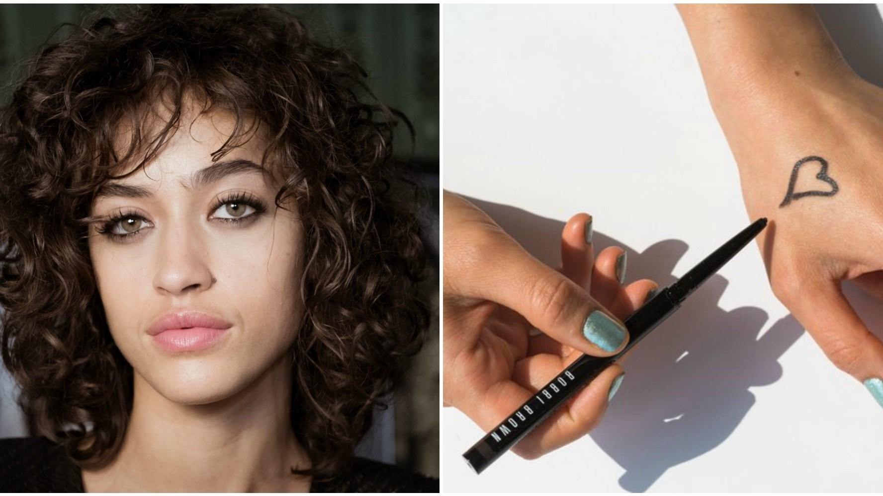 How To Pick The Best Eyeliner For Your Eye Color   Allure with regard to Mac Eyeliner For Green Eyes
