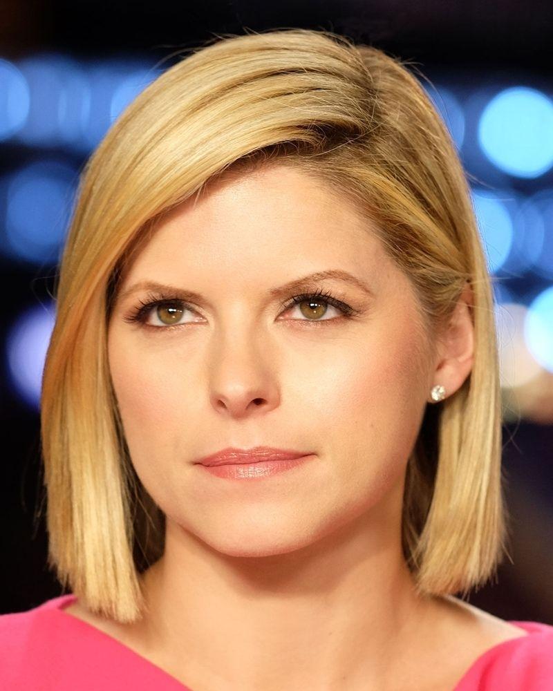 Kate Bolduan   Hair In 2019   Hair Cuts, Hair, Cute Hairstyles in Female News Anchors Latest Hairstyles