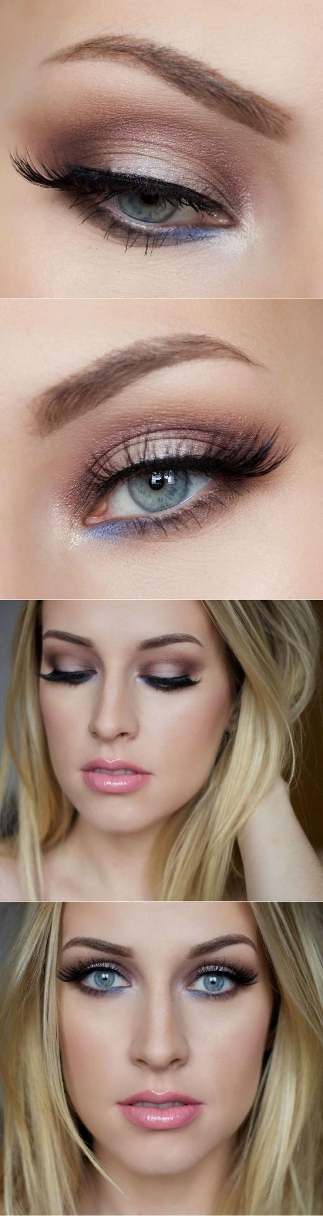 Make-Up - Makeup Tips For Blue Eyes And Fair Skin #2535850 - Weddbook with regard to Makeup Ideas For Blue Eyes And Fair Skin