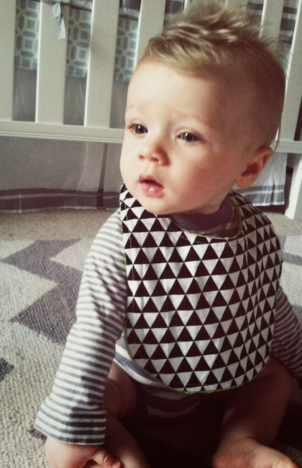 One Year Old Boy Hairstyles   Fade Haircut In One Year Old Boy inside One Year Old Haircuts Boy