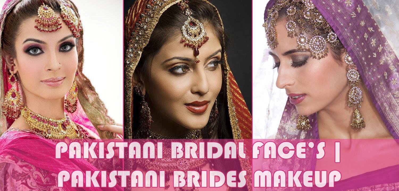 pakistani bridal makeup pics 2011 - wavy haircut