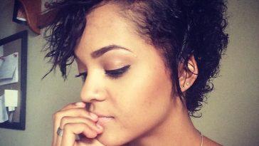 Short Cut For Natural Hair #biracial #curly #cut #mixed #natural pertaining to Short Haircuts For Biracial Teens