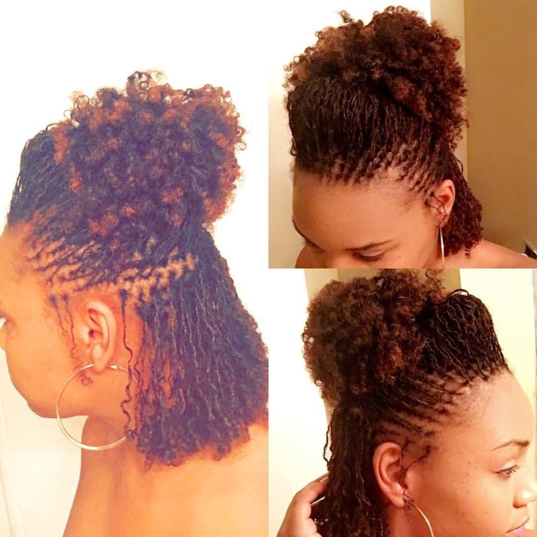 Sisterlocks | Loc'd Up | Hair Styles, Sisterlocks, Hair in Hairstyles For Sister Locks