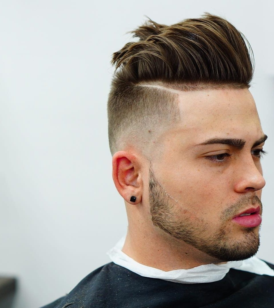 The Best Fade Haircuts For Men (33+ Styles) 2019 intended for Mens Fade Hair Cuts