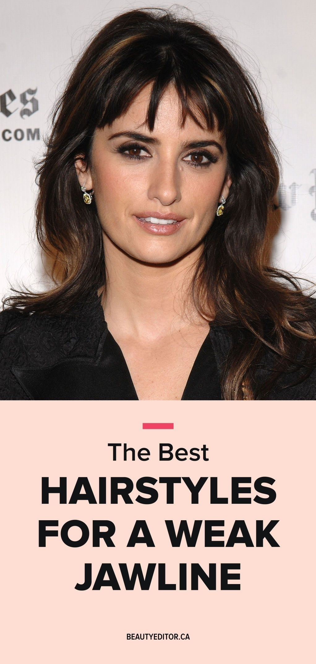 The Best Hairstyles For A Weak Jawline | Hair, Beauty Secrets And within Haircuts For Weak Jawline
