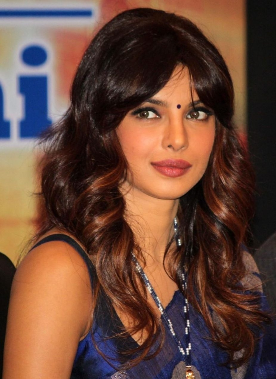 Top 10 Famous Indian Celebrity Hairstyle Inspirations 2019 Trends throughout Indian Actress Hairstyle Pics