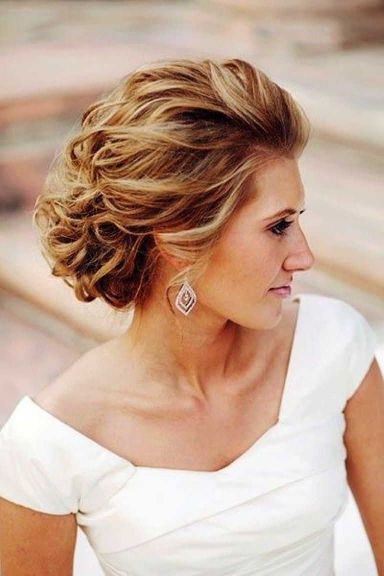 Top 10 Mother Of The Bride Hairstyles For Short Hair For 2017 | Hair for Wedding Hairstyles With Thin Hair For Mother Of Bride