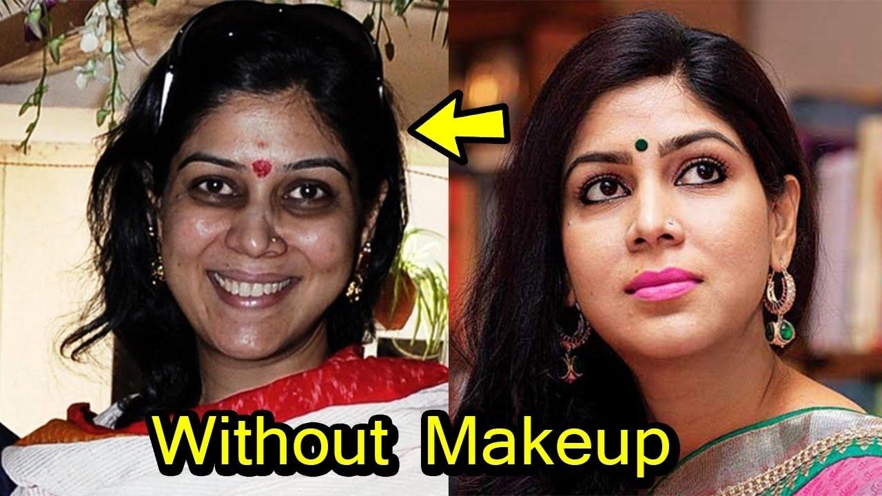 Top 13 Indian Tv Actresses Without Makeup   Shocking Real Pics 2017 in Pics Of Indian Tv Actresses Without Makeup