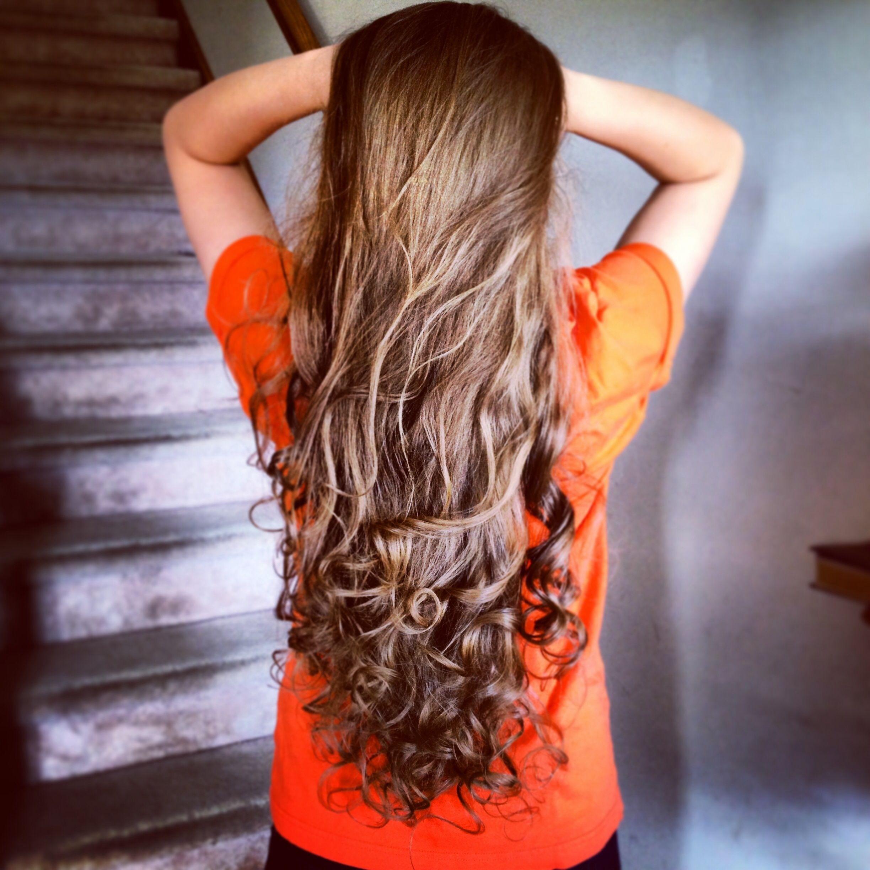 Uncut Hair ❤ | A Woman's Glory | Long Hair Styles, Hair, Hair Styles pertaining to Hairstyles For Long Uncut Hair