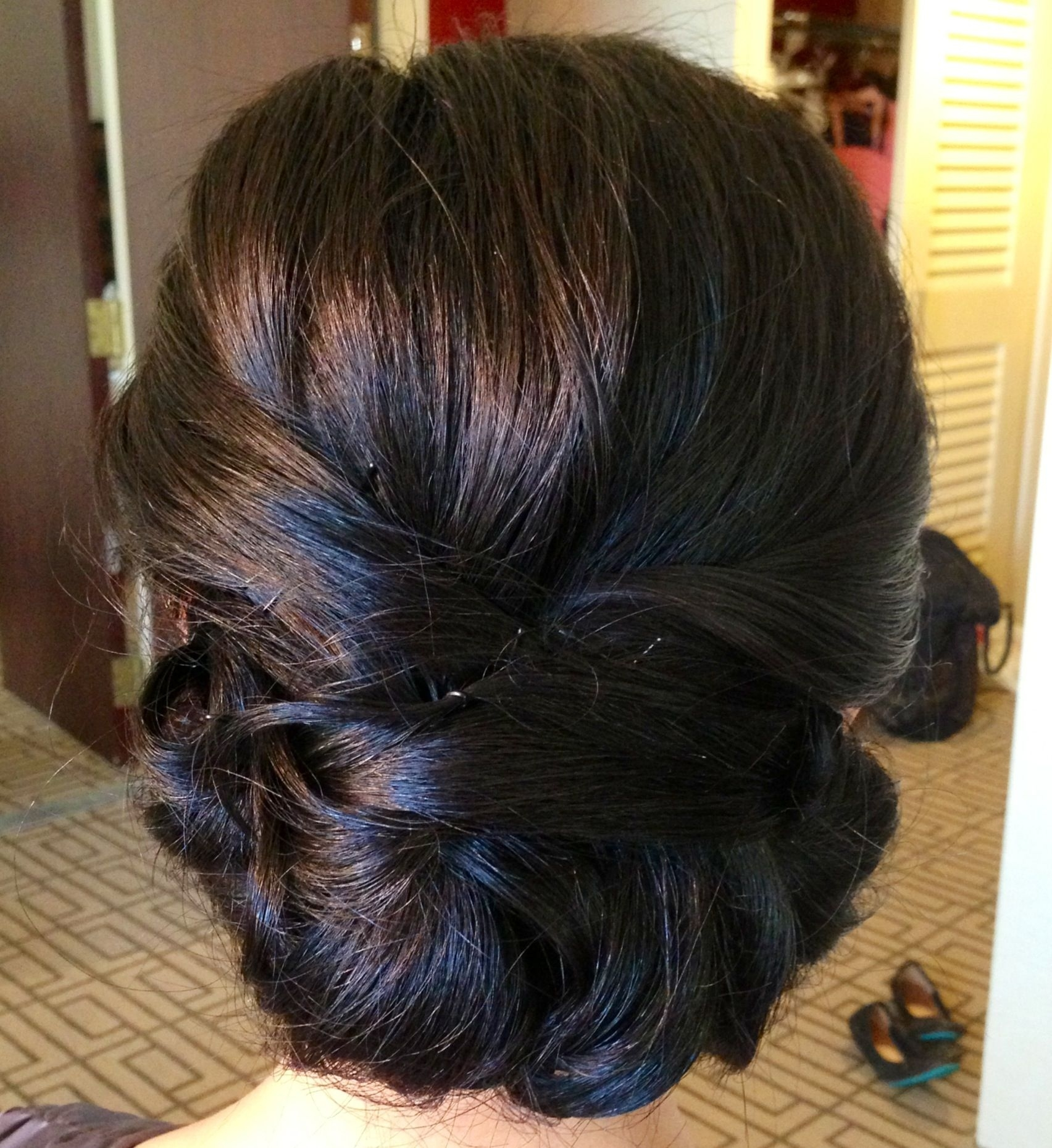 16 Fascinating Asian Hairstyles In 2019   Bridal Hair And Makeup pertaining to Asian Wedding Updo Hairstyles