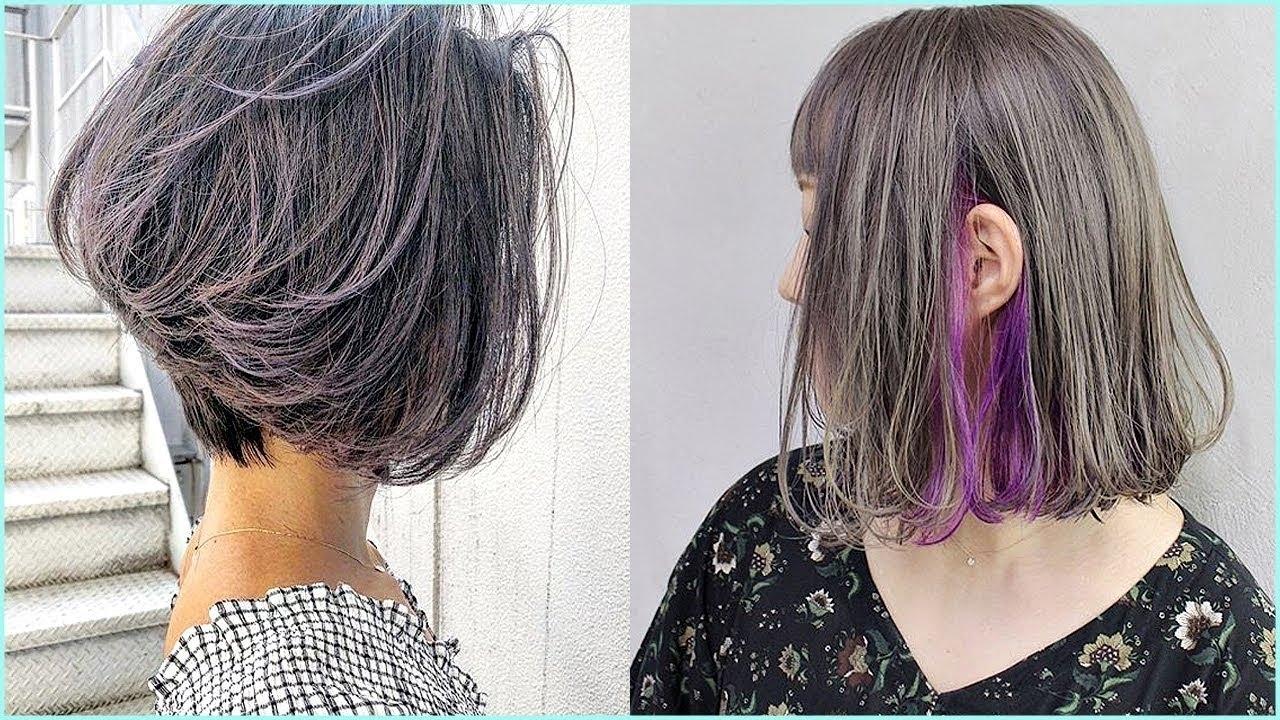 17 Short And Medium Haircuts For Thin Hair ♥️ Short Haircuts For in Amazing Asian Thin Hair Hairstyle