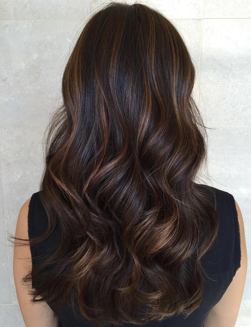 20 Must-Try Subtle Balayage Hairstyles in Very best Asian Hair With Red Highlights