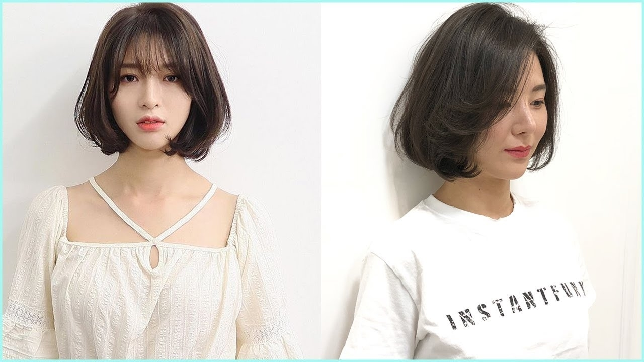 21 Beautiful Korean Short Haircuts ♥️ ?professional Haircuts For with Asian Hairstyles Short Hair