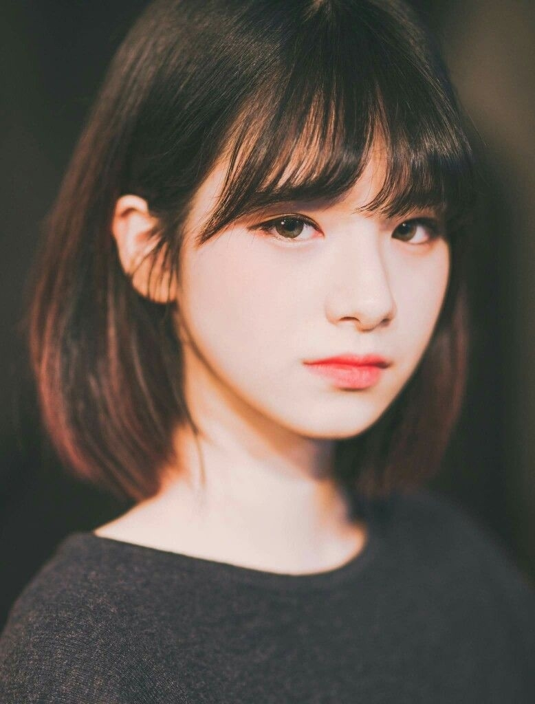 28+ Albums Of Short Hair With Bangs Asian   Explore Thousands Of New with Asian Short Hair With Bangs