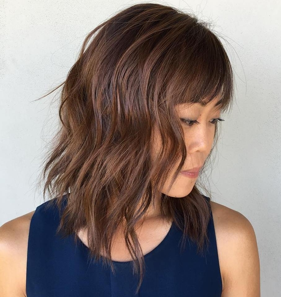 30 Modern Asian Girls' Hairstyles For 2019 throughout The best Asian Hair With Layers