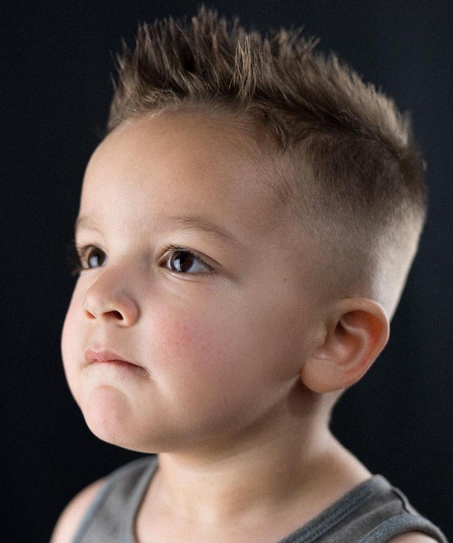 35 Cute Toddler Boy Haircuts Your Kids Will Love for Superb Asian Baby Boy Hairstyles