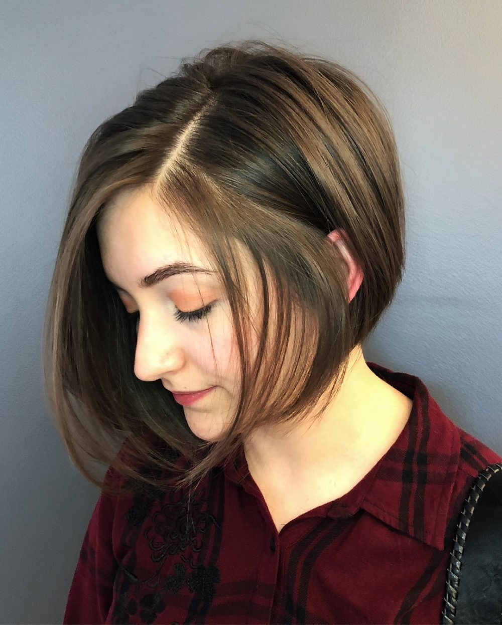 38 Most Flattering Short Hairstyles For Round Faces throughout Top-drawer Asian Haircut For Round Face Short Hair